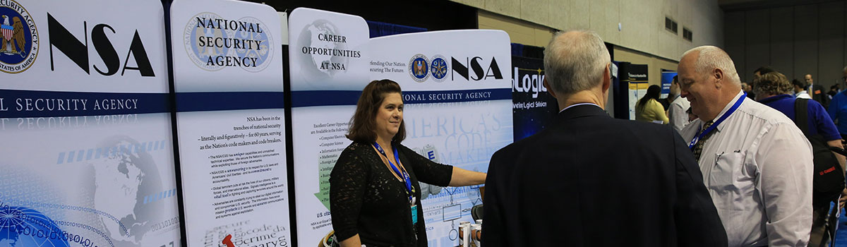 Cyber Summit Exhibitor Photo